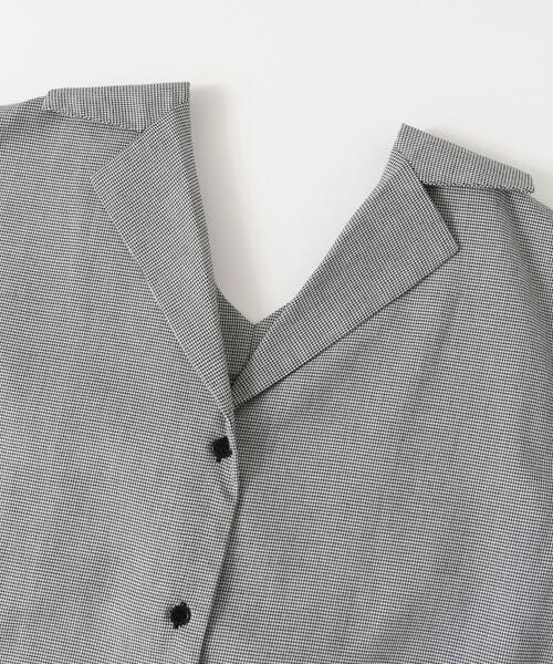 KBF / ケービーエフ Tシャツ | KBF+ バックVネックビックシャツ | 詳細6