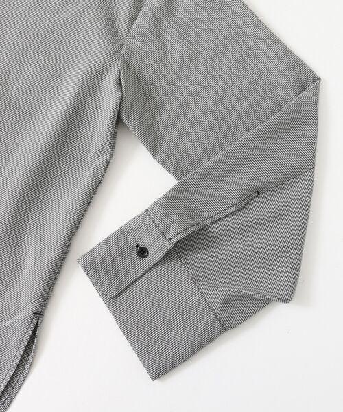 KBF / ケービーエフ Tシャツ | KBF+ バックVネックビックシャツ | 詳細7