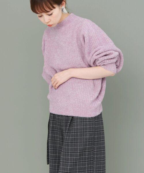 KBF / ケービーエフ ニット・セーター   ブークレードルマンニット   詳細10