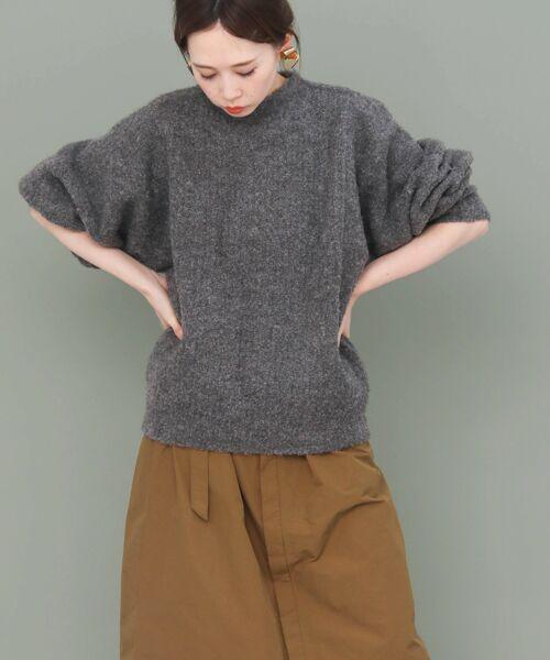 KBF / ケービーエフ ニット・セーター   ブークレードルマンニット   詳細6