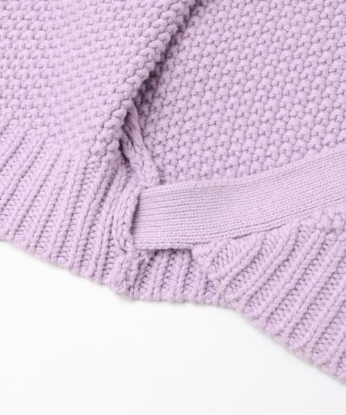 KBF / ケービーエフ ニット・セーター | 2wayカシュクールニット | 詳細5