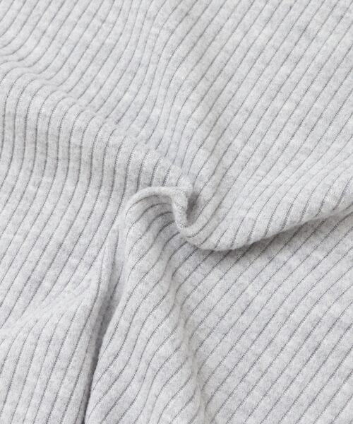 KBF / ケービーエフ Tシャツ | KBF+ スカラップネックTEE | 詳細9