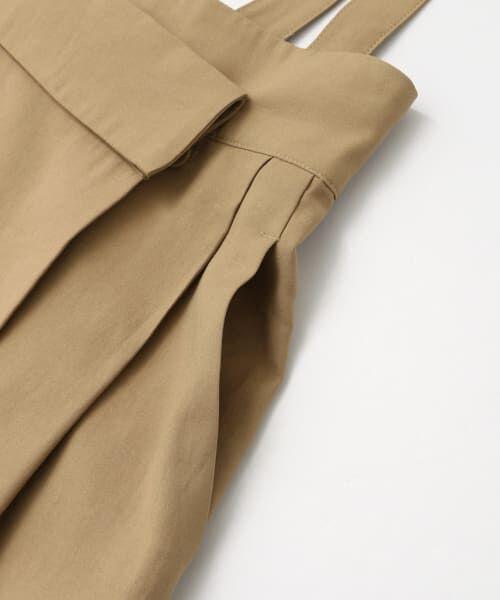 KBF / ケービーエフ ワンピース | 【予約】KBF+ 2wayジャンパースカート | 詳細19