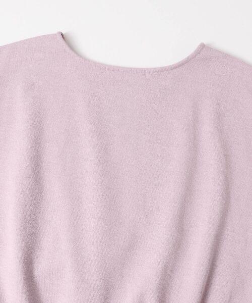 KBF / ケービーエフ Tシャツ | スカラップリブブルオーバー | 詳細11