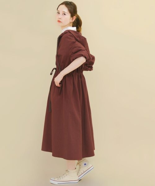 KBF / ケービーエフ その他アウター | 【予約】BIGフーディコート | 詳細15