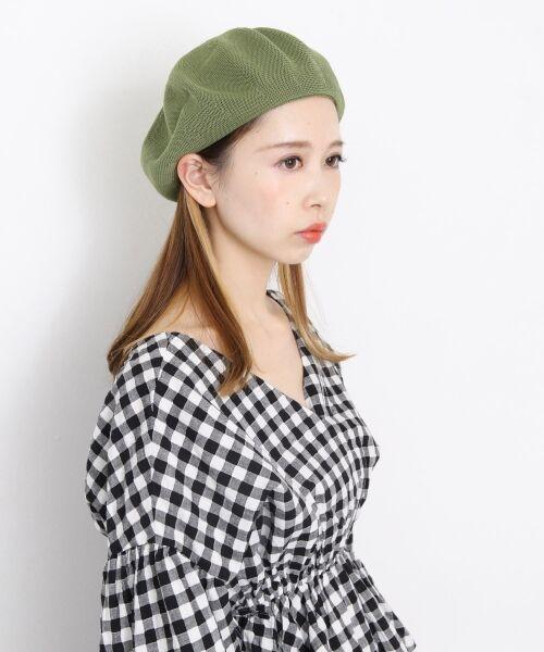 KBF / ケービーエフ ハンチング・キャスケット・ベレー帽 | サーモベレー(KHAKI)