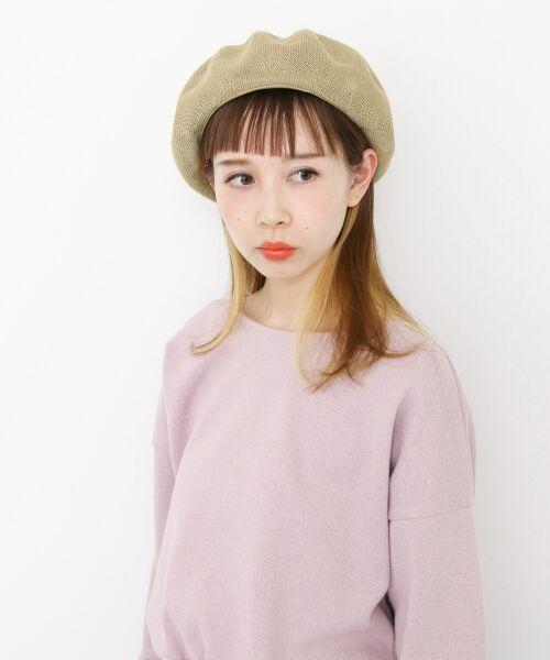 KBF / ケービーエフ ハンチング・キャスケット・ベレー帽 | サーモベレー(CAMEL)
