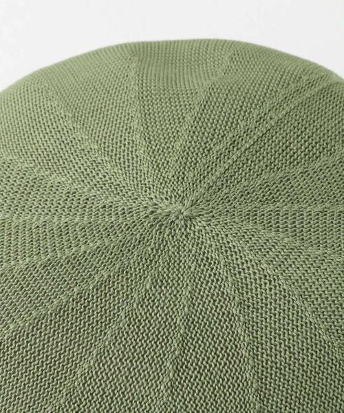 KBF / ケービーエフ ハンチング・キャスケット・ベレー帽 | サーモベレー | 詳細6