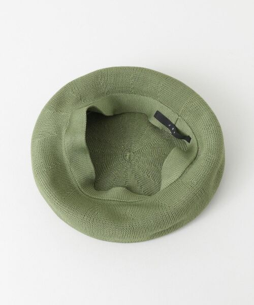 KBF / ケービーエフ ハンチング・キャスケット・ベレー帽 | サーモベレー | 詳細7