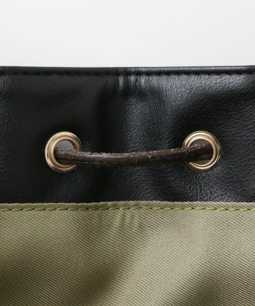 KBF / ケービーエフ バッグ | KBF+ 巾着サークルBAG | 詳細16