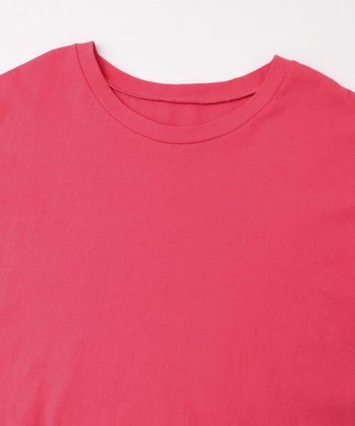 KBF / ケービーエフ Tシャツ | KBF+ チュール切り替えカットソー | 詳細20