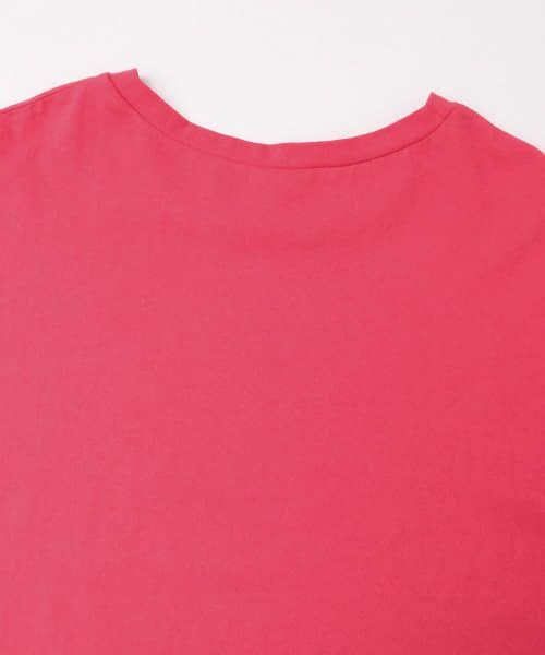 KBF / ケービーエフ Tシャツ | KBF+ チュール切り替えカットソー | 詳細22