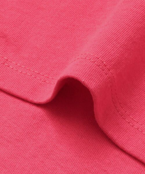 KBF / ケービーエフ Tシャツ | KBF+ チュール切り替えカットソー | 詳細23