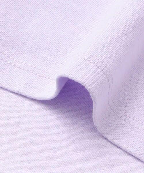 KBF / ケービーエフ Tシャツ | KBF+ チュール切り替えカットソー | 詳細24