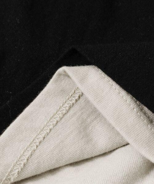 KBF / ケービーエフ Tシャツ | ドッキングビスチェカットソー | 詳細18