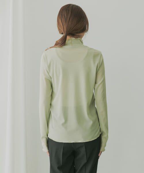 KBF / ケービーエフ Tシャツ   KBF+ ハイネックシアーインナー   詳細8