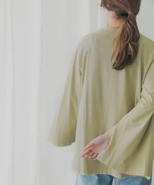 KBF / ケービーエフ Tシャツ | KBF+ 袖スリットプルオーバー | 詳細4