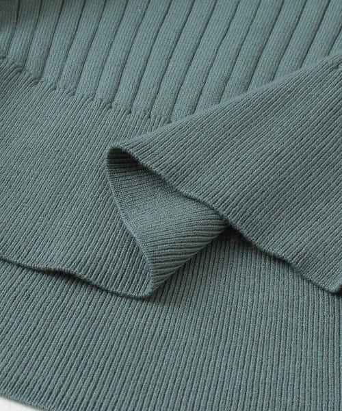 KBF / ケービーエフ ニット・セーター | マシンウォシャブルボトルRIBニット | 詳細22