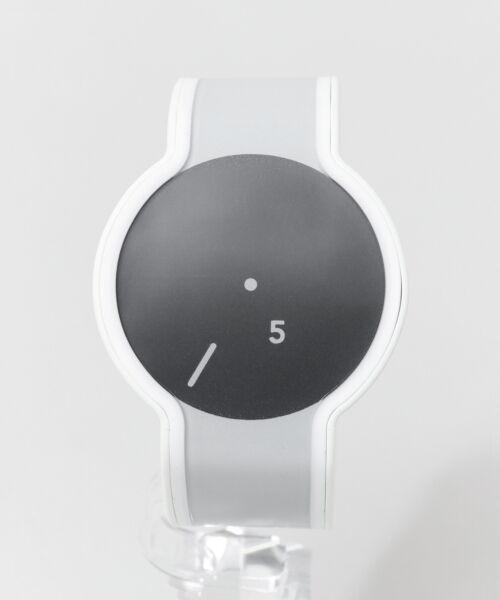 KBFBOX / ケービーエフボックス 腕時計 | Fashion Entertainments FES WATCH(ホワイト)