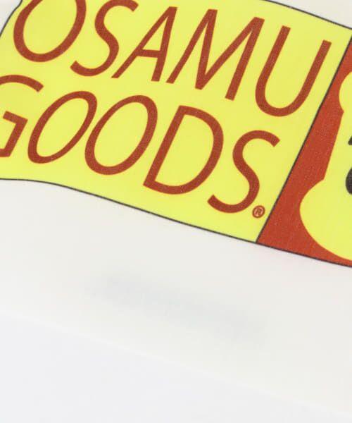 KBFBOX / ケービーエフボックス ポーチ | OSAMU GOODS×KBFBOX ポーチ大 | 詳細8