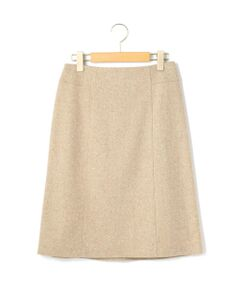ネップツイード スカート