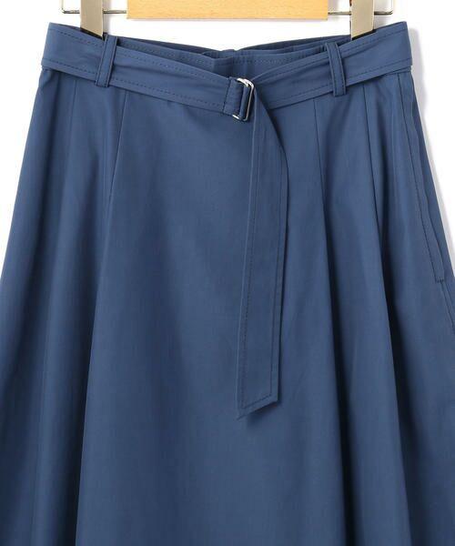 KEITH Lサイズ / キースエルサイズ ミニ・ひざ丈スカート | コットンシャンブレー スカート | 詳細2