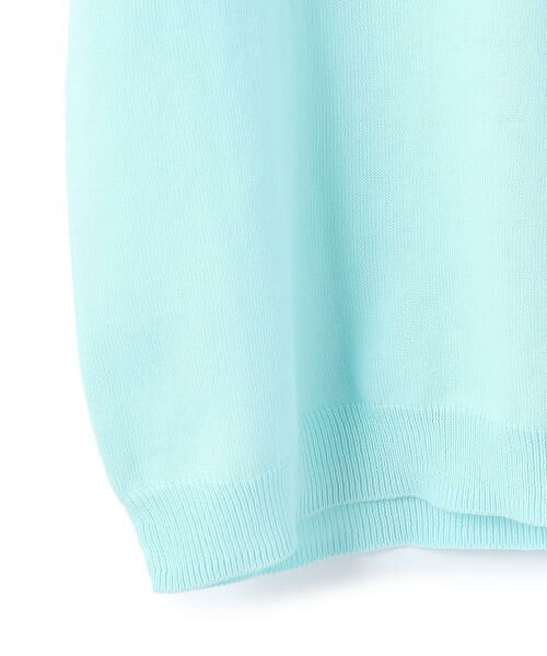 KEITH / キース ニット・セーター | テンダーコットン ニット | 詳細5