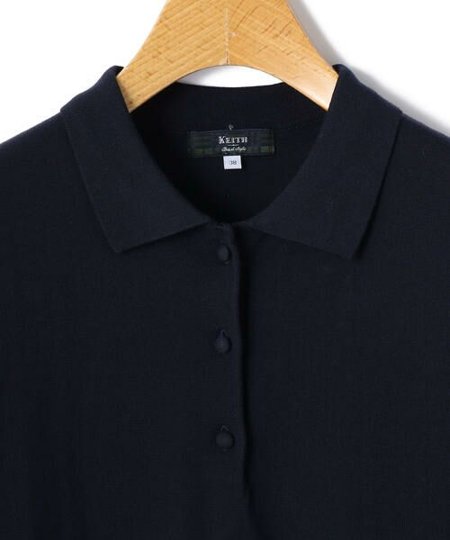 KEITH / キース ニット・セーター | テンダーコットン ニット | 詳細6