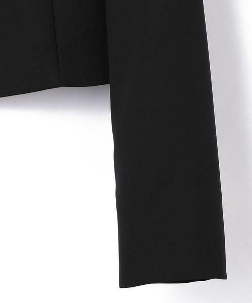 KEITH / キース テーラードジャケット | バックサテンアムンゼン ジャケット | 詳細8