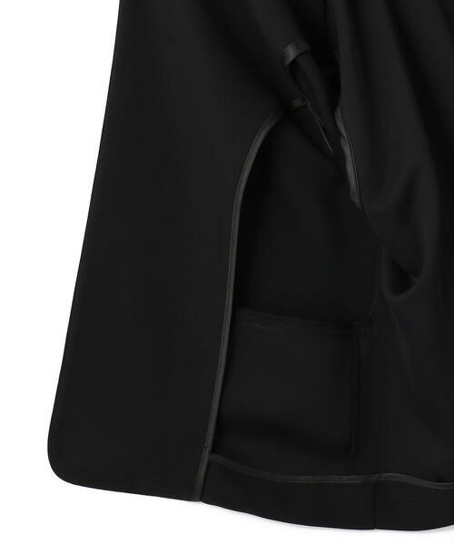 KEITH / キース テーラードジャケット | バックサテンアムンゼン ジャケット | 詳細9