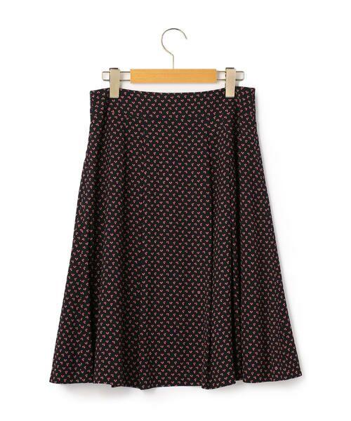 KEITH / キース ミニ・ひざ丈スカート | クローバーリーフ スカート | 詳細1