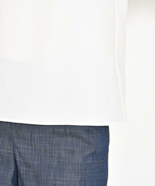 ketty / ケティ シャツ・ブラウス | ガルーダドビークロス刺繍ブラウス | 詳細5