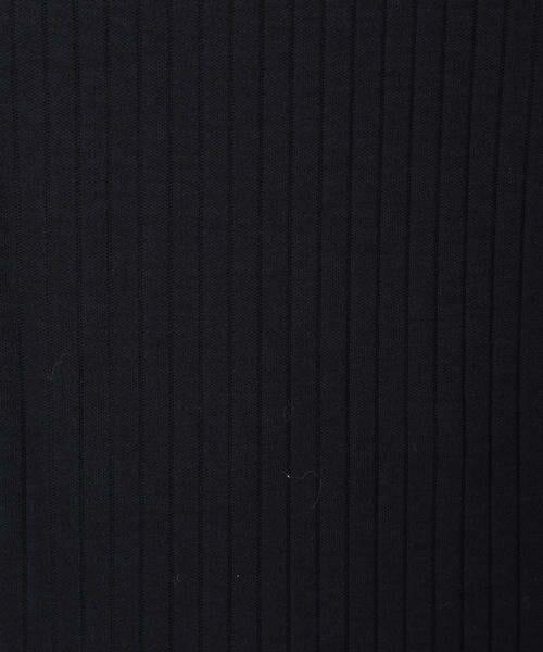 ketty / ケティ カットソー | コットンレーヨン針抜きスムースハイネックカットソー | 詳細6