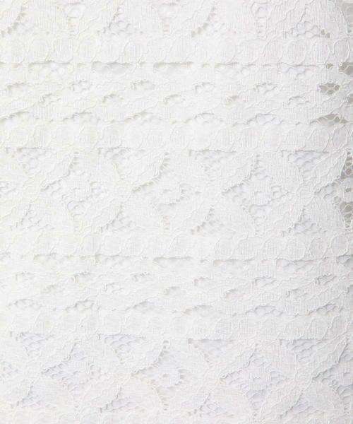 ketty / ケティ シャツ・ブラウス | 幾何レースブラウス | 詳細5