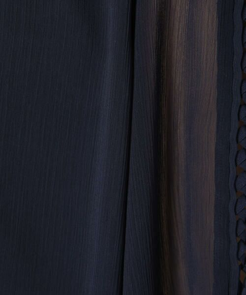 ketty / ケティ シャツ・ブラウス | 【手洗い可能】クレープシフォンブラウス | 詳細8