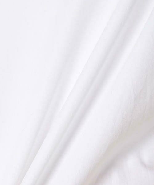 ketty / ケティ シャツ・ブラウス   【洗濯可能】ブロードラッフル使いブラウス   詳細5