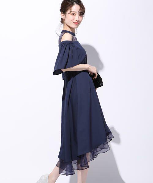 特別な日を華やかに彩るドレスアイテム