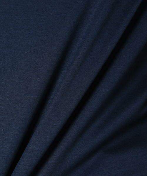 ketty / ケティ カットソー | 【洗濯可能】ギザリヨセルクールスムースフリルショルダーカットソー | 詳細7