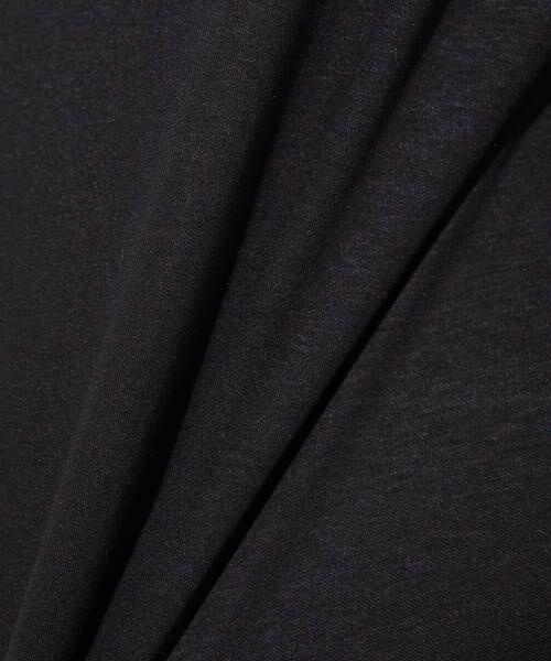 ketty / ケティ カットソー | 【洗濯可能】Funcs Coolリヨセル綿ロゴカットソー<cest beau> | 詳細7