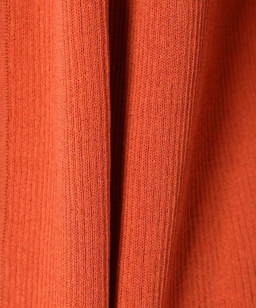 ketty / ケティ ニット・セーター | 【洗濯可能】レース付リブニットプルオーバー+リブカーディガンアンサンブル | 詳細9