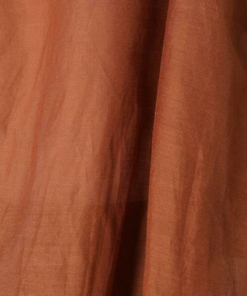 ketty / ケティ シャツ・ブラウス | 【洗濯可能】コットンシルク袖フレアブラウス | 詳細8
