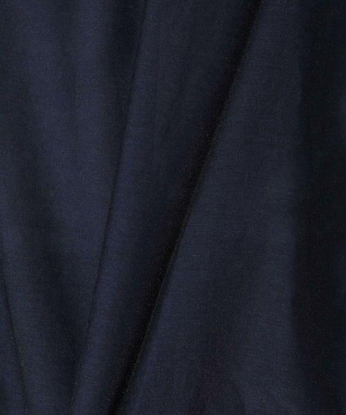 ketty / ケティ シャツ・ブラウス | 【洗濯可能】コットンシルク袖フレアブラウス | 詳細9