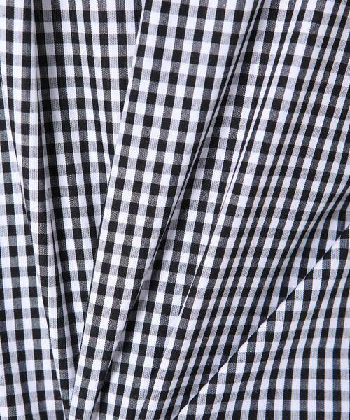 ketty / ケティ シャツ・ブラウス   【洗濯可能】T/Cブロード袖リボンブラウス   詳細7