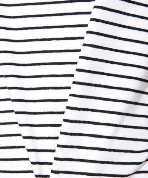 ketty / ケティ カットソー | 【洗濯可能】シルケットスムース肩リボンカットソー | 詳細8