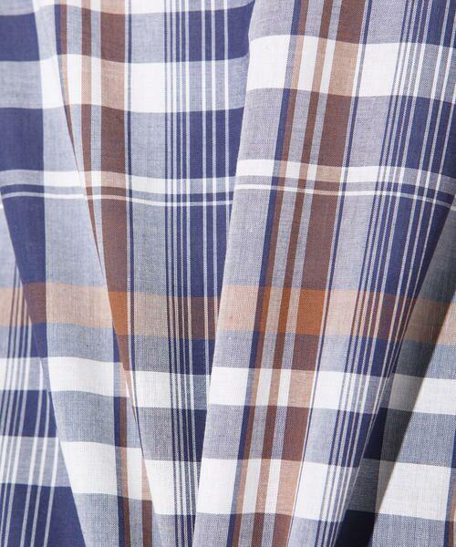 ketty / ケティ シャツ・ブラウス | 【洗濯可能】チェック半袖ブラウス | 詳細6