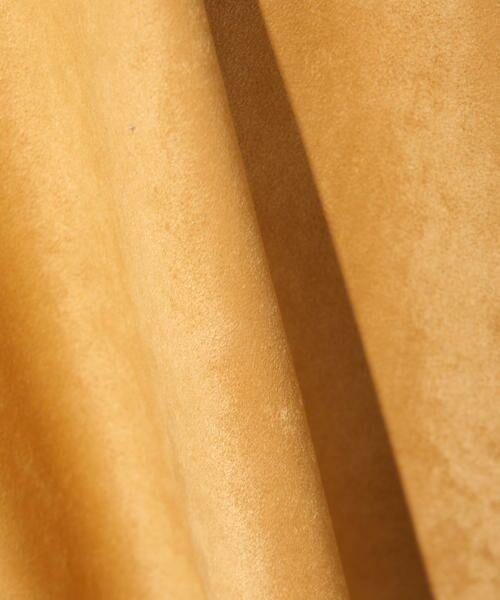 ketty / ケティ スカート | エルモザスエードタックスカート | 詳細6