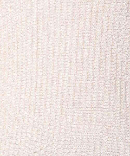 ketty / ケティ ニット・セーター | 【手洗い可能】プリーツリブニットプルオーバー | 詳細9