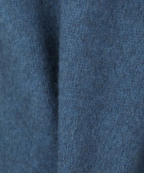 ketty / ケティ ニット・セーター | ≪手洗い可能≫チャイニーズラクーンプルオーバー | 詳細10