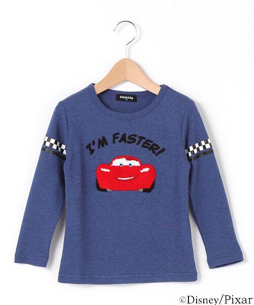 CARSコラボアップリケTシャツ