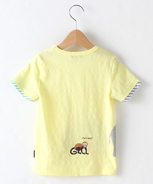 kladskap / クレードスコープ Tシャツ | 5アニマルTシャツ | 詳細2